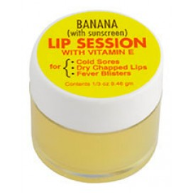 Lip Session Lip Balm - Banana - 1/3oz.